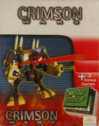 Crimson Wars game cover
